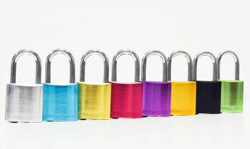 Aluminium Lockout Padlocks