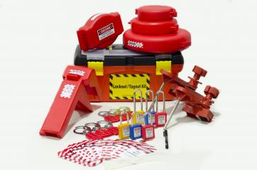 Premium Valve Lockout Kit