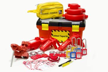 Standard Valve Lockout Kit